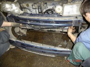 установка кондиционера на ВАЗ-2110